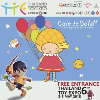Thailand Toy Expo 2018